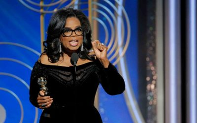 Unleash Your Inner Oprah…and become a public speaking sensation as a result!